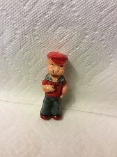 OLD TOY COMIC CHARACTER POPEYE FIGURE