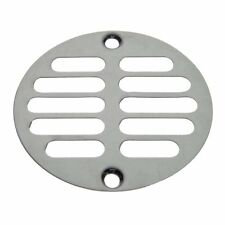 Danco, Inc. 3-3/8 in. Screw-In Shower Drain Cover Chrome