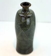 Horst Kerstan (Kandern) Studio Keramik (Art Pottery) 30 cm Vase a. Sammlung 70er