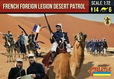 Strelets 192 - French Foreign Legion Desert Patrol - 1:72