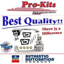 USA-Made 1966-67 Savory Coronet Door Handle Gasket Kit NEW Trim Parts!