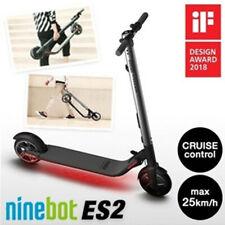 Ruote 8'' Ninebot by Segway ES2 Monopattino Elettrico Pieghevole, Unisex Adulto