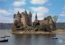 BR54618 Le chateau de Val bort les Orgues france
