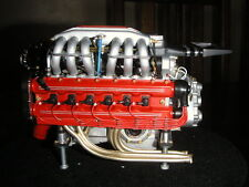 Pocher 1/8 Ferrari Testarossa Engine Transkit Ltd Ed Super Detailed 400 Parts!