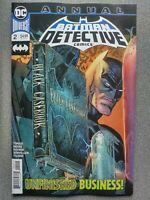 Batman DETECTIVE COMICS #2 Annual (2019 DC Universe Comics) ~ VF/NM Book