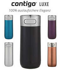 CONTIGO Thermobecher Luxe Autoseal NEU 2020 edle Trinkflasche Auslaufsicher
