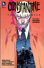 CONSTANTINE: THE HELLBLAZER VOL #1 GOING DOWN TPB New 52 DC Comics Horror TP