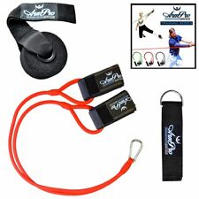 Arm Pro Bands Resistance Training Tool for Baseball and Softball (Red, Advanced)