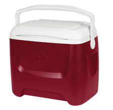 IGLOO Island Breeze 28 Coolbox - Red/White COOL BOX 26 LITRE