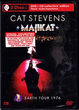 CAT STEVENS majikat earth tour 1976 DVD + CD NEU OVP/Sealed