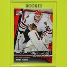 "ANTTI NIEMI   2009-10   ""YOUNG GUNS""   UD  #225   Chicago BlackHawks"
