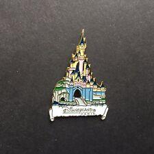 DLRP - Sleeping Beauty's Castle White Banner Disney Pin 674