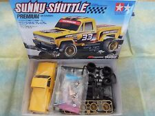 Tamiya 1/32 mini 4WD Sunny shuttle premium AR Chassis Battery Car Kit #95297