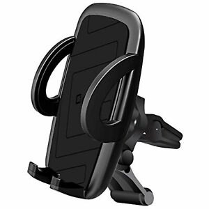 Cellet Quick Release One Touch Air Vent Mount Phone Holder for iPhone, Samsung,