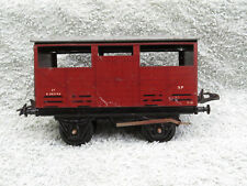 VINTAGE  HORNBY O GUAGE  TRUCK USED