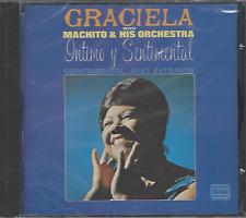 FANIA Mega RARE Graciela with Machito & his Orchestra INTIMO  SENTIMENTAL volcan