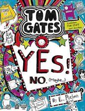 Sí! NO ( TAL VEZ ( Tom Gates ) de Liz Pichon Libro De Bolsillo 9781407148793