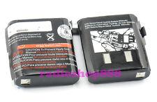 2x Battery Packs Motorola Talkabout Radio T5725 T5800