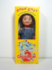 "Dream Rush Childs Play 2 Good Guys 12"" Chucky Collection Doll Action Figure MIB"