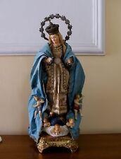 Scultura di Madonna dell'Immacolata - Napoli -  ( Periodo1800)