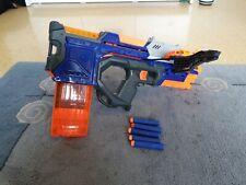 Nerf gun Crossbolt, gebraucht guter Zustand. Mit Magazin und Pfeilen 12 Stück.