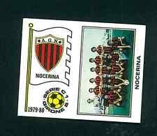Figurina Calciatori Panini 1979-80 N.529! Scudetti/Squadra Nocerina! Nuova!!