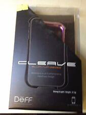 Apple iPhone 4/4s Cleave Aluminum Metal Frame Case