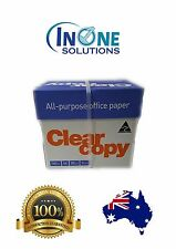 Clearcopy A4  80 GSM, All Purpose Office Paper - 8 boxes (40reams)