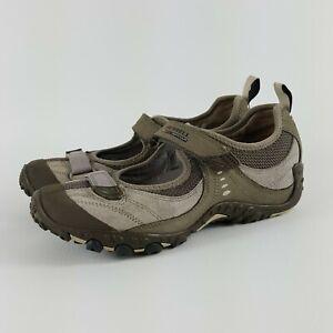 Merrell Chameleon Arc Vibram Sole Womens Mary Jane Hiking Trail Sandal Shoes 8