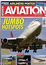 Aviation News 2015 December RAF Lightning,Lockheed A-12,747,P-51,Eurofighter
