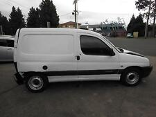 CITROEN BERLINGO TRANSMISSION /GEARBOX 1.4LTR, PETROL, MANUAL  07/99-09/03