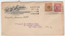 Used Cover Jamaican Stamps (pre-1962)