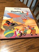 RARE WALT DISNEY DUMBO TWIN BOOKS GALLERY BOOKS HARDCOVER MOUSE WORKS