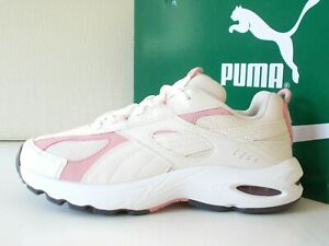 Puma scarpe donna Cell Speed sneakers training pelle PU-text bianco/rosa 40 €120
