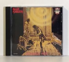 IRON MAIDEN - RUNNING FREE · SANCTUARY (CD) JAPAN - EMI 1990