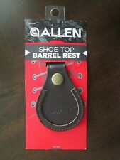 Allen Shoe Top Barrel Rest, Bnwt