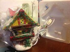 Disney & Dept 56 Mickey's Merry Christmas Village - Mickey's Tree House