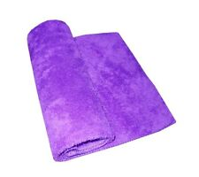 NEW! XF CANNON 100% COTTON MICROFIBER BATH TOWEL (PURPLE, SIZE 70x140cm)
