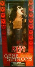 Mcfarlane Kiss Gene Simmons Mini Bust Statue Demon Figure