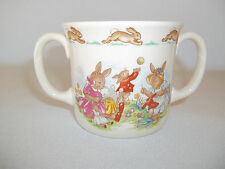 Rare-Hard To Find- Vintage Royal Doulton Bunnykins 1936 Cup-Mint!
