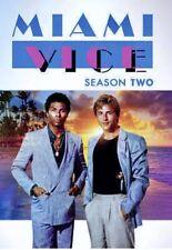 MIAMI VICE  SEASON  2 DVD 4-DISCS DON JOHNSON PHILIP MICHAEL THOMAS 18 HRS