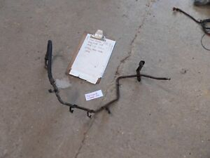 FIAT COUPE 20v POWER STEERING PIPE HOSE 1998