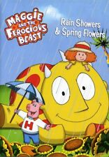 Maggie and the Ferocious Beast: Rain Showers & Spring Flowers [New DVD] Full F