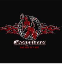 Easyriders Devil Woman Short Sleeve T-shirt in large