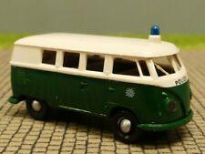 1//87 Brekina # 0230 VW T1 b Bus Polizei Gefangenentransport
