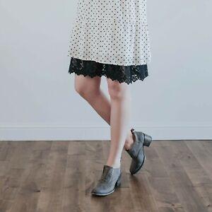 Lace Slip Dress Skirt Extender, Half Slip *Style 1*, Knee Length, S-2XL