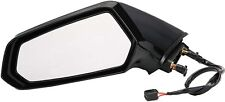 2010-2011 CAMARO SS RS LH DRIVER SIDE POWER DOOR MIRROR WO/HEAT NEW 955-1574