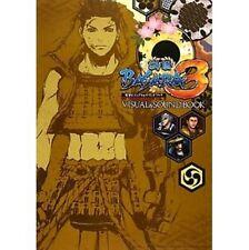 Sengoku Basara 3 Samurai Heroes Dengeki Visual & Sound book / PS3 / Wii