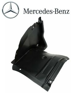 For Mercedes W203 C-Class Front Driver Left Lower Fender Liner 2038810323