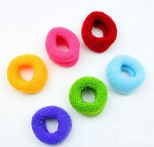 """12 Stk Gemischt Süßigkeiten 1.3 """" breit weich elastisch Plüsch"""